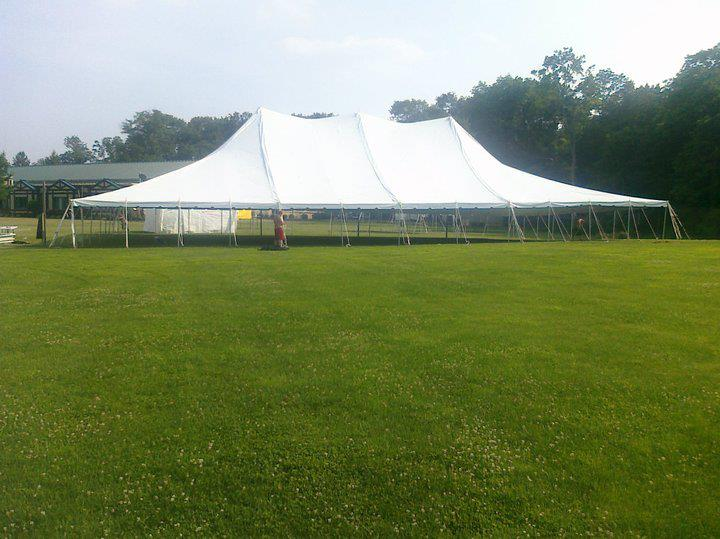High Peak Tent Rental Company.  Main Awning and Tent Co.